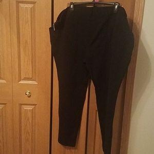Ava & Viv Skinny Leg Dress Pants